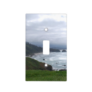 The Oregon Coast Weather Light Switch Cover