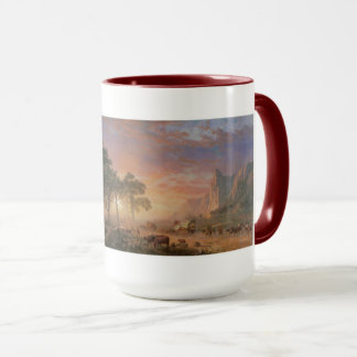 The Oregon Trail American Painting Coffee Mug