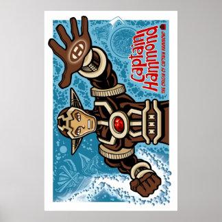 The Origin of Captain Hammond Poster