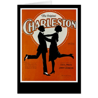 The Original Charleston Card