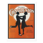 The Original Charleston Vintage Songbook Cover