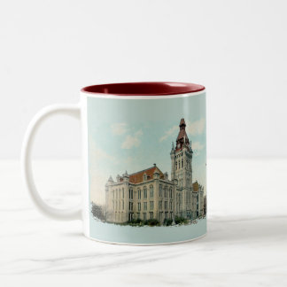The Original City Hall in Buffalo Coffee Mug