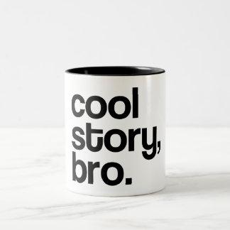 THE ORIGINAL COOL STORY BRO MUG