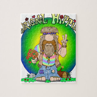 The Original Hippie Jigsaw Puzzle