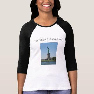the original jersey girl., The Original Jersey ... T-Shirt