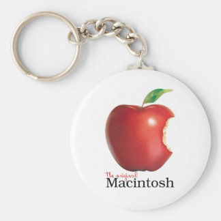 The Original Macintosh Keychain