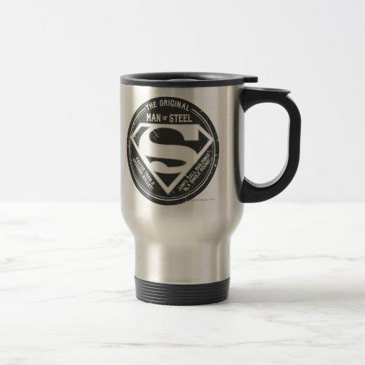 The Original Man of Steel Mug
