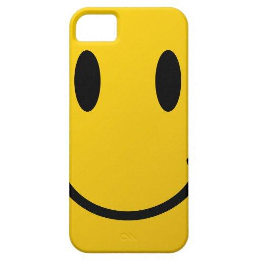 The Original Smiley Face iPhone 5 Case