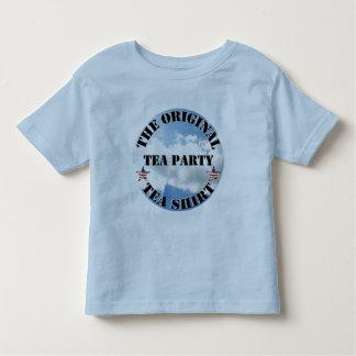 The Original Tea Party Tea Shirt