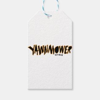 The ORIGINAL YaWNMoWeR ®1993 Gift Tags