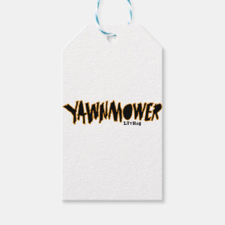 The ORIGINAL YaWNMoWeR ®1993 Pack Of Gift Tags