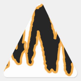 The ORIGINAL YaWNMoWeR ®1993 Triangle Sticker