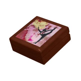 "The Original Yoga Girl 5.125"" x 4.25"" Gift Box"