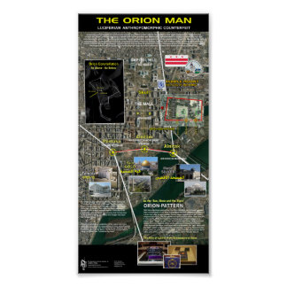 The Orion Man Poster