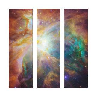 The Orion Nebula Canvas Print
