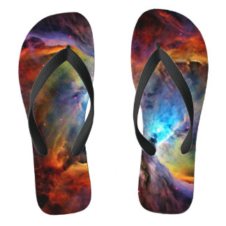 The Orion Nebula Flip Flops