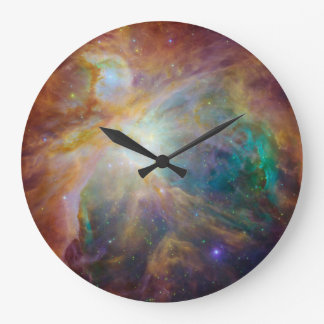 The Orion Nebula Large Clock