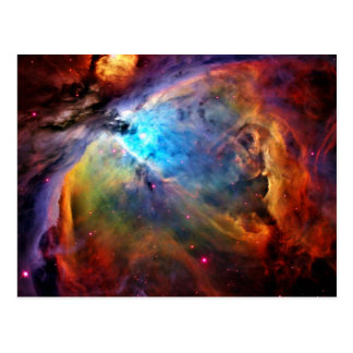 The Orion Nebula Postcard