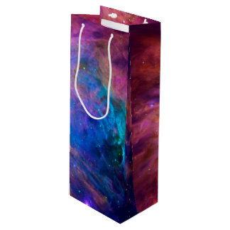The Orion Nebula Wine Gift Bag