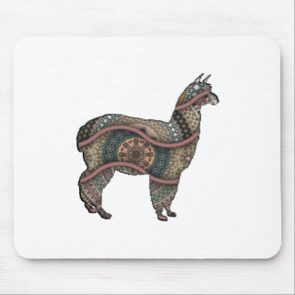 THE ORNATE ONE MOUSE PAD