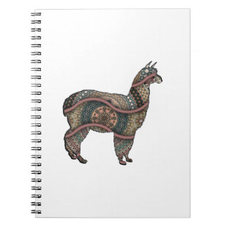 THE ORNATE ONE NOTEBOOK