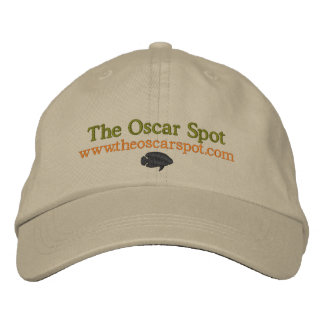 The Oscar Spot Embroidered Hat