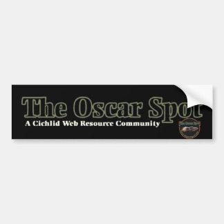 The Oscar Spot (HT) Bumper Sticker
