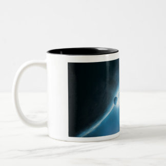 The Other Side Two-Tone Coffee Mug