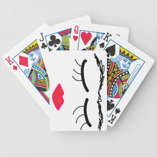 the other sleeping beauty collection poker deck