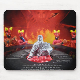 The Other Ten Commandments Mousepad