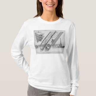 The Otis Elevator in the Eiffel Tower T-Shirt