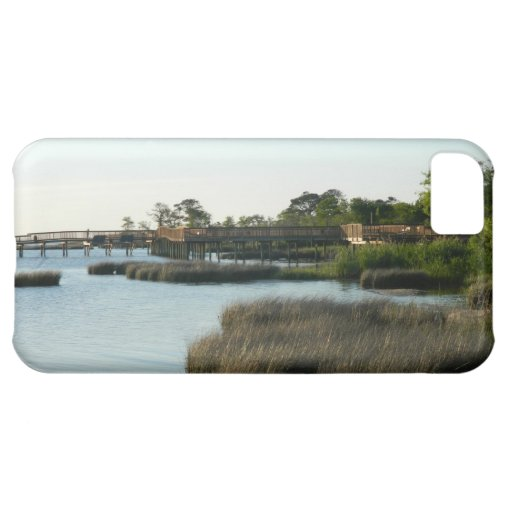 The Outer Banks Sound iPhone 5C Cover