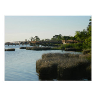The Outer Banks Sound Print