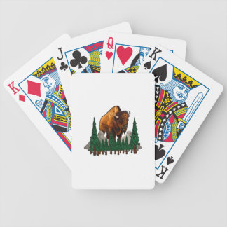 The Overlook Bicycle Playing Cards
