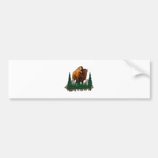 The Overlook Bumper Sticker
