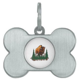 The Overlook Pet ID Tag