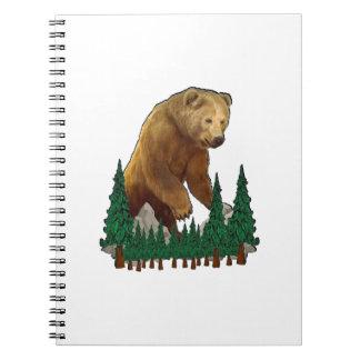 The Oversite Spiral Notebook