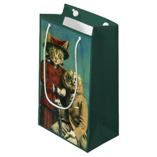 The Owl And The Pussy Cat Gift Bag