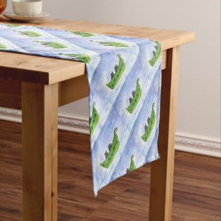 The Owl and the Pussycat Short Table Runner