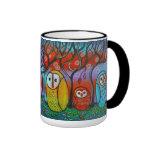 The Owl Family Mug