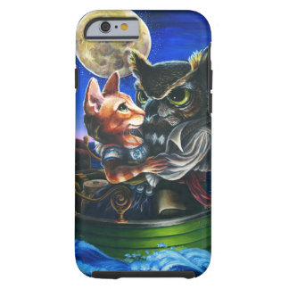 The Owl & the Pussycat Tough iPhone 6 Case