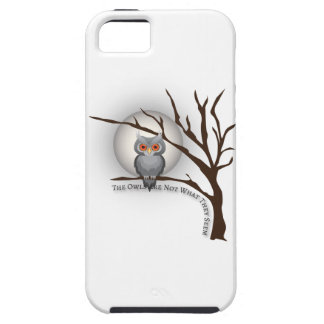 The Owls Are Not What They Seem Case For The iPhone 5