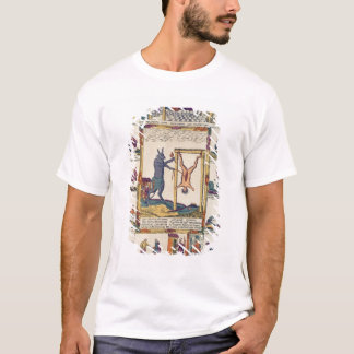 The Ox Prefers to be a Butcher, Russian, late 18th T-Shirt