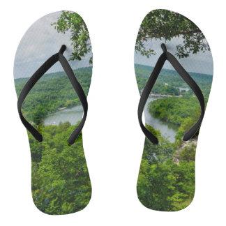 The Ozarks Flip Flops