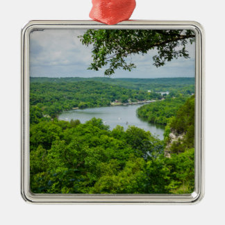 The Ozarks Metal Ornament