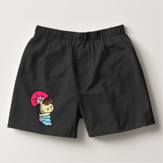The pa it is abani child pink boxers