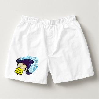 The pa it is himo child purple boxers