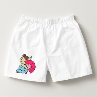 The pa it is sense child pink boxers