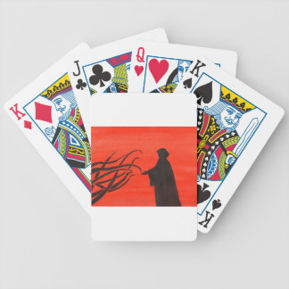 The Pact Bicycle Playing Cards