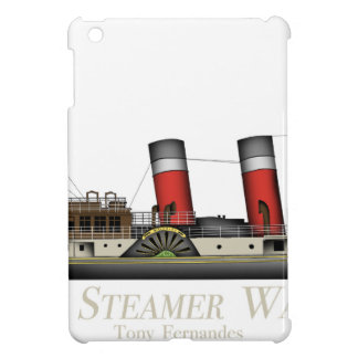 The Paddle Steamer Waverley by Tony Fernandes Case For The iPad Mini